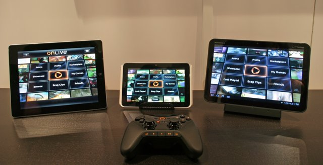 OnLive Android