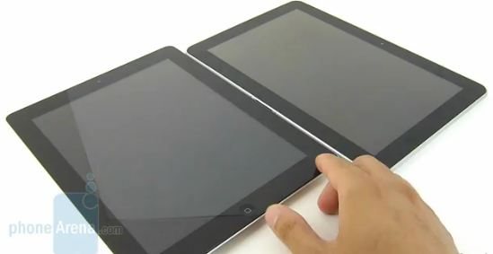 iPad 2 vs Galaxy Tab 10.1