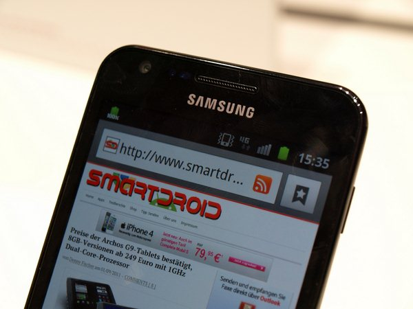 Samsung Galaxy S 2 LTE