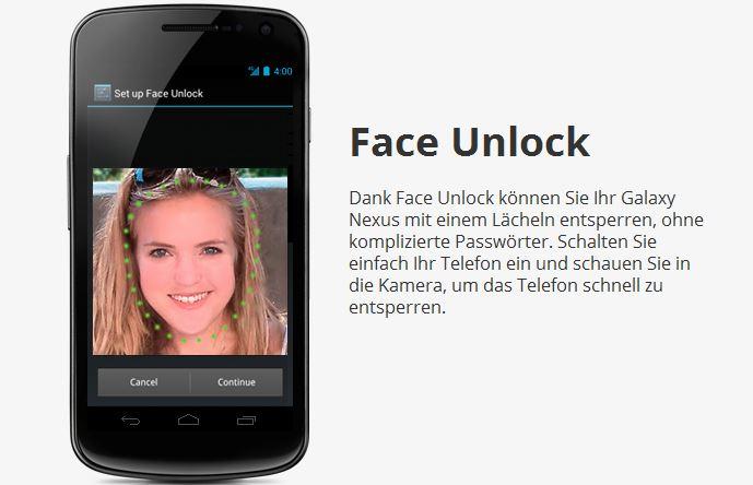 face-unlock