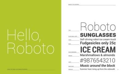roboto-font