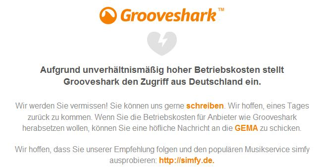 grooveshark-gema