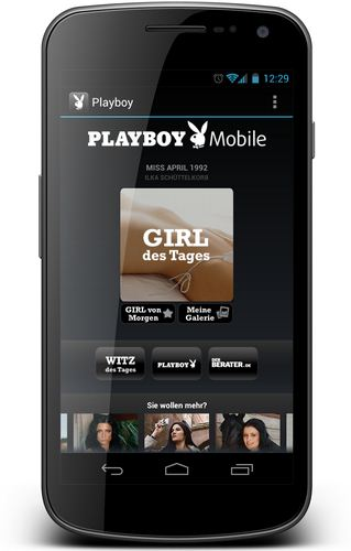 playboy android
