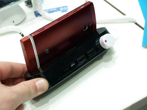 Sony Xperia P CeBIT 2012