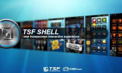 tsf shell pro