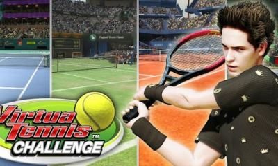 virtua tennis xperia