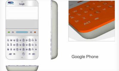 google phone 2006
