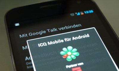 ICQ für Android