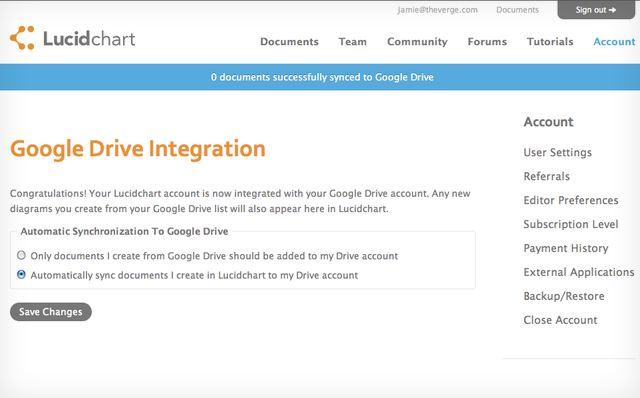 lucidchart google drive