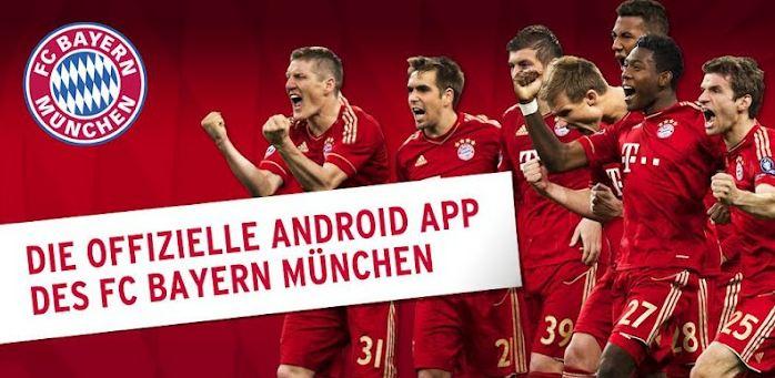 fc bayern app