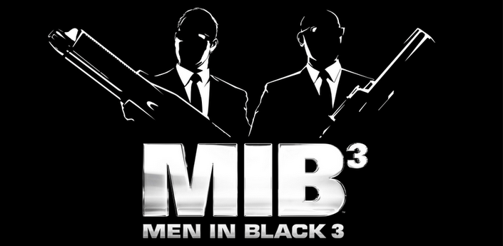 Men in Black 3 Header
