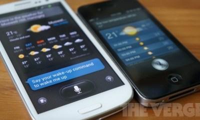 Siri vs S Voice Video