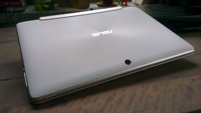 Transformer Pad TF300T Unboxing
