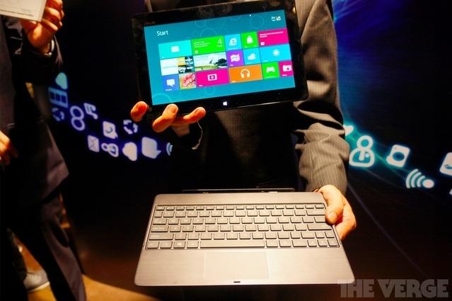 ASUS Tablet 600 verge