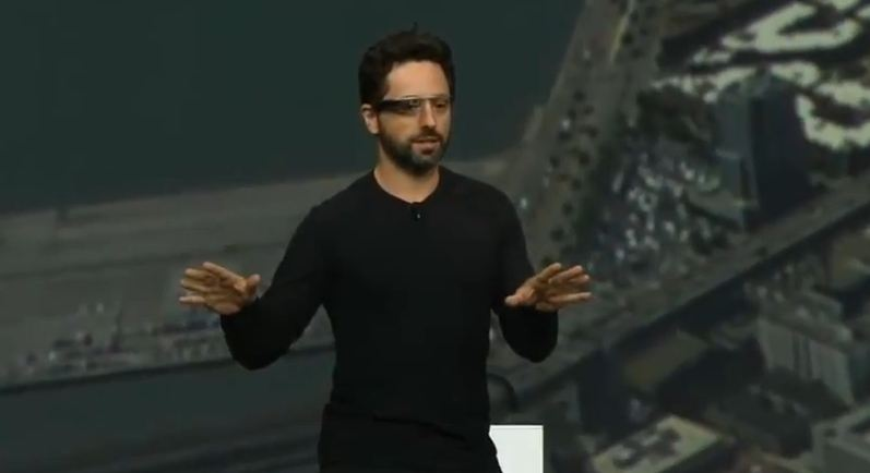 google glasses io 2012