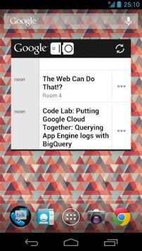 Google io-screenshot