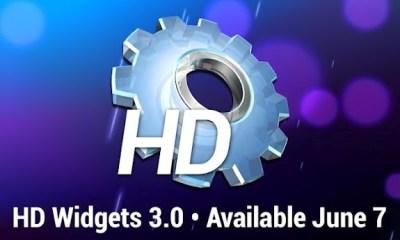 HD Widgets 3.0