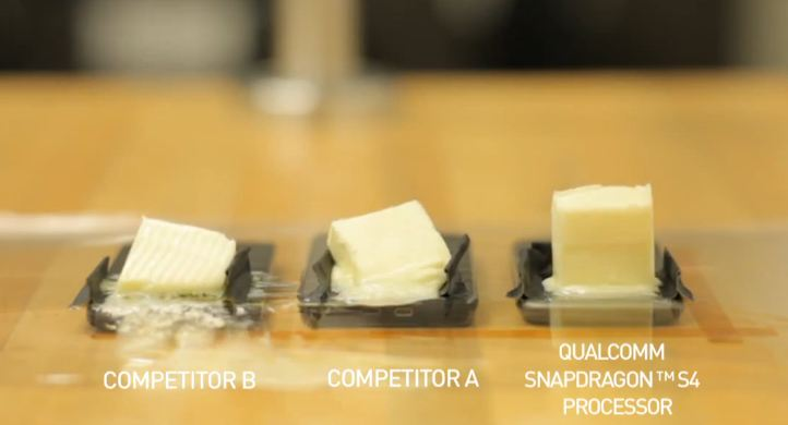 qualcomm butter-benchmark
