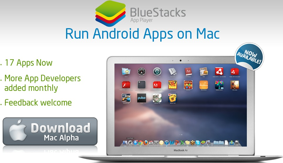 Run Android on Mac with BlueStacks Android on Mac Android Player for Mac BlueStacks-152110