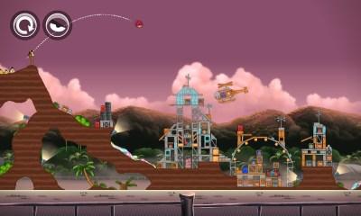 Angry Birds Trilogy Screenshot Header