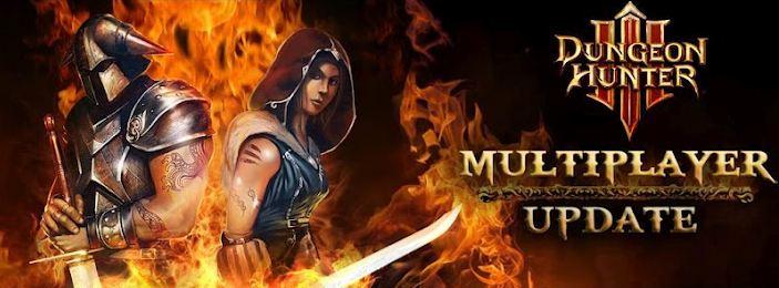 dungeon hunter 3 multiplayer
