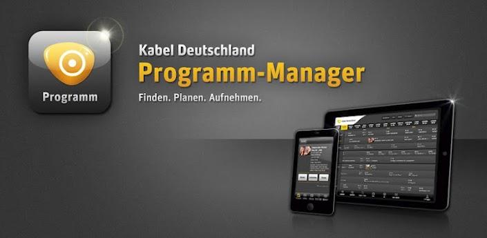 Kabel Deutschland Programm Manager