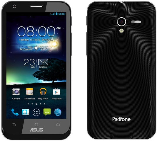ASUS Padfone 2 Produktbild Smartphone