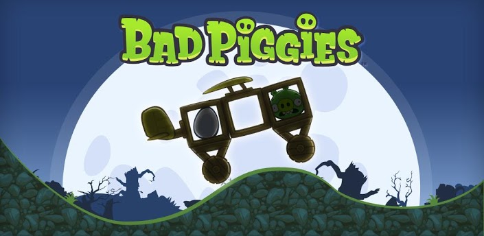 Bad Piggies Moonlit Theme