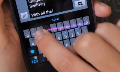 swiftkey flow screenshot