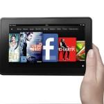 Amazon Kindle Fire Produktbild