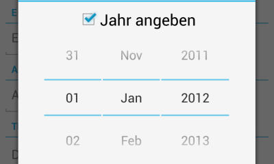 Dezember-Bug Android 4.2