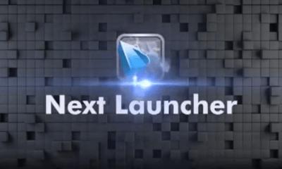Next Launcher Video Screenshot