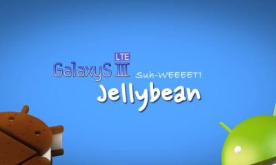 sgs3 jelly bean vs ice cream sandwich video screenshot
