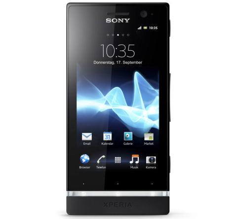 Sony Xperia U Produktbild
