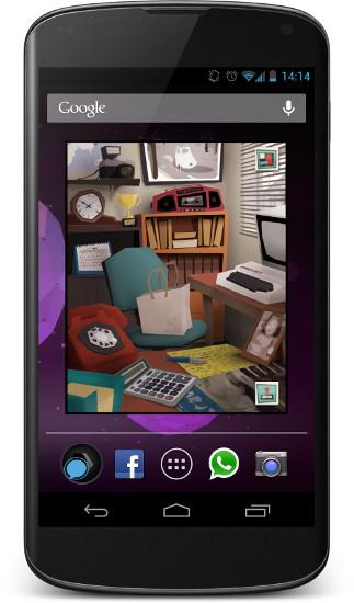 App Space Screenshot