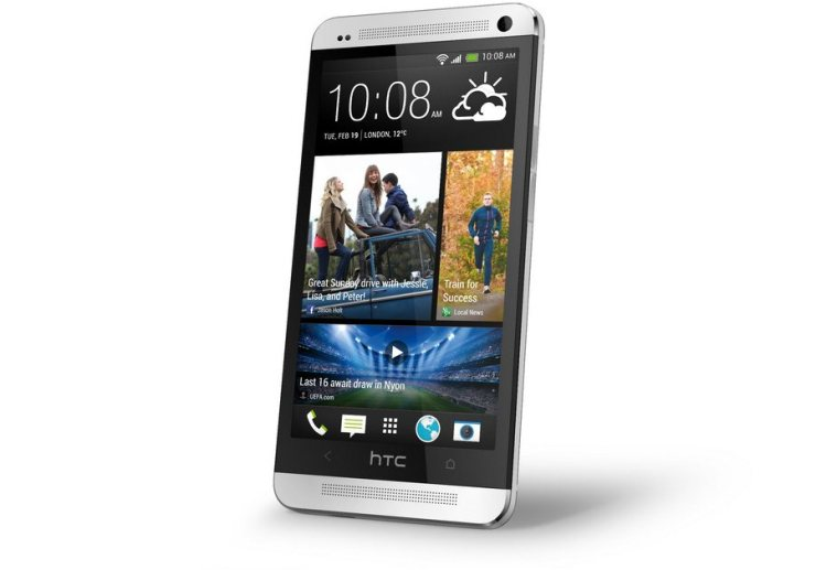 HTC-One-Produktbild