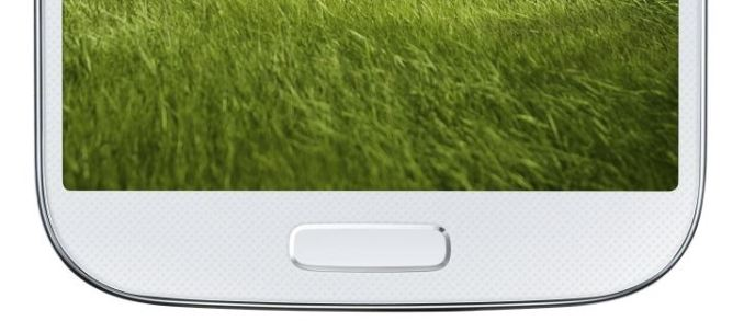 galaxy s4 home-button