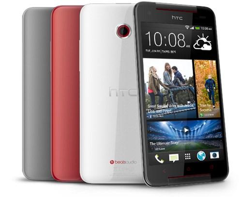 HTC Buttefly S Produktbild
