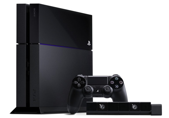 playstation 4 produktbild
