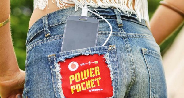 power pocket vodafone