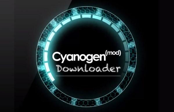 CyanogenMod Downloader