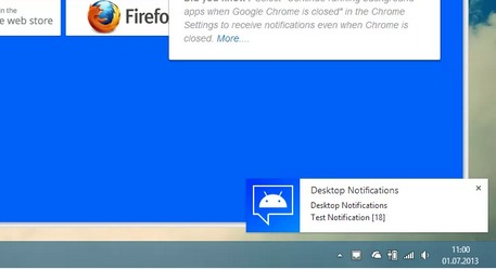 Desktop Notifications - Android Apps auf Google Play