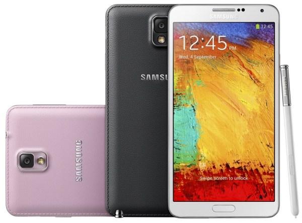 Samsung Galaxy Note 3 Produktbild 2