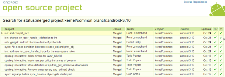 aosp android 310