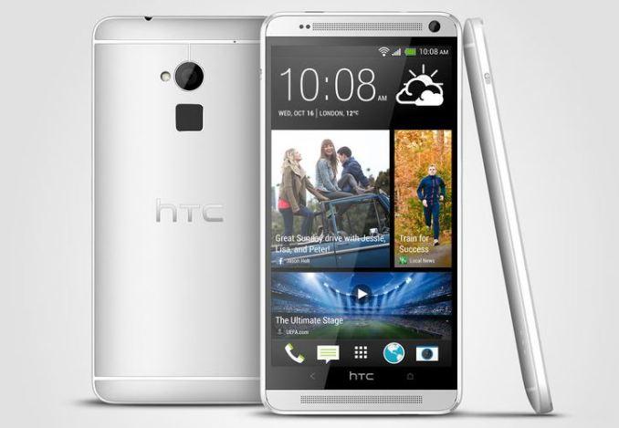 HTC One Max Produktbild