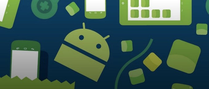 Android Logo Header