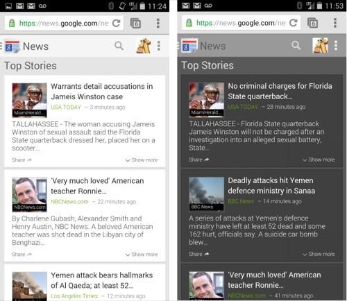 news redesign 2013