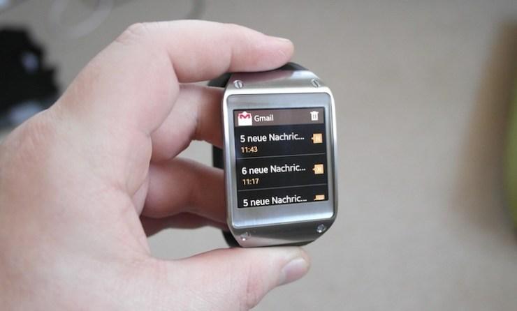 Samsung Galaxy Gear Test-4