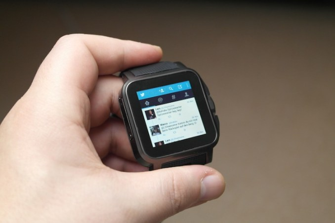 Simvalley Smartwatch aw-414.go Test-12