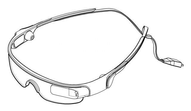 Samsung Glass Patent